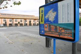 SFM asegura que la explanada de la estación de autobuses es suya