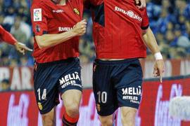 El Calderón marca el destino del Mallorca