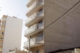 El hotel Playa Náutico de Llucmajor, primer edificio demolido por el Consorcio Playa de Palma