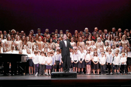 Los coros del Teatre Principal despiden el curso con premio