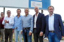 Los alcaldes del Llevant se comprometen a desarrollar la línea de tren de Manacor a Artà