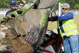 El piloto de la avioneta que sufrió el accidente de Marratxí continúa en la UCI