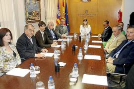 La comisión iberoamericana del Senado, tras los pasos del Pare Serra