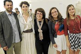 Exposición de Aina Cifre en Pollença