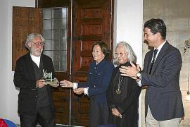 Entrega del XII Premi d'Arts Plàstiques 'Xam Rotary Club Palma Ramon Llull'