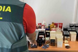 La Guardia Civil detiene a un matrimonio por robos en perfumerías de Calvià y Andratx