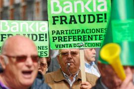 Los preferentistas pierden más del 70 % al vender sus títulos de Bankia