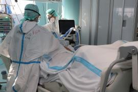 Aumentan los ingresos en las UCI de Baleares por COVID-19: ocho nuevos pacientes en 24 horas