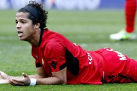 La FIFA desestima la petición del Mallorca y Gio se perderá el partido ante el Valladolid