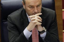 La Generalitat da marcha atrás en la contratación pública de un entrenador personal para Fabra por 20.000 euros