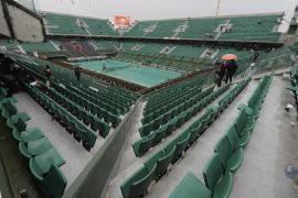 La lluvia obliga a anular el Nadal-Klizan en Roland Garros