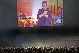 Alejandro Sanz estrena gira en Barcelona con Palma en su agenda