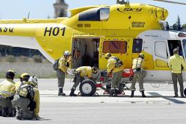 El Ibanat mantiene los efectivos contra el fuego tras el dramático verano del 2012