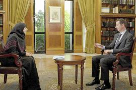 Al Asad dice que Siria ha recibido de Rusia los primeros misiles y armas