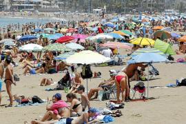 Meteorología prevé un verano «caluroso y seco», como es normal