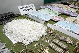 La Fiscalía intenta que 'La Paca' no recupere el dinero que se le incautó en la 'operación Kabul'