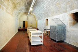 Ses Voltes abre al público las salas de su nuevo centro de arte y creación