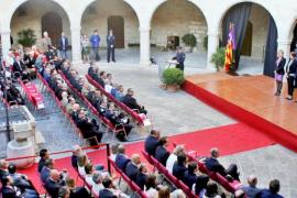 La Policía Local de Palma se viste de gala y entrega sus medallas en su Diada