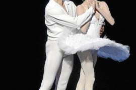 El Teatre Principal de Palma acogió ayer su primera gran gala de ballet