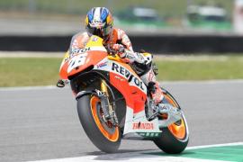 Pedrosa aventaja a Lorenzo en 69 milésimas en la clasificación del Gran Premio de Italia