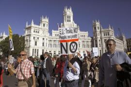 Marea ciudadana en Europa contra la austeridad impuesta por la troika