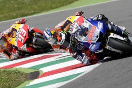 Lorenzo: «Tenía que entrar corriendo cierto riesgo»