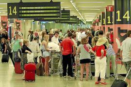 Los aeropuertos de Balears tendrán un 10% más de oferta de plazas de avión para el verano