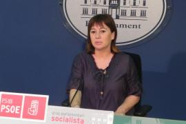 El PSIB: «La única decisión posible  es la retirada de los impuestos»