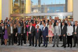 Cena de clausura de la convención de la división hotelera de Globalia
