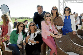 Torneo de golf Rolex-Relojería Alemana en el campo de Son Gual