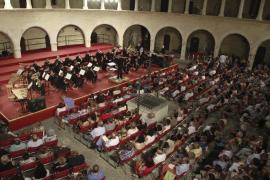 Concierto de verano de la Banda Municipal de Música de Palma