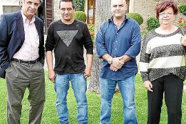 Comida del Grup Serra con motivo de las Fires i Festes de Primavera de Manacor