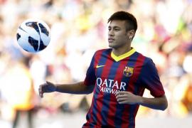 Neymar: «Vengo a sumar y hacer que Messi siga siendo el mejor»