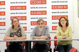CCOO acusa al Govern de querer privatizar los Servicios Sociales a través del Consorcio