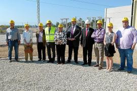 El polígono de Na Lloreta podrá desarrollarse gracias a una nueva estación eléctrica