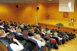 Cálido homenaje de la UIB a Montserrat Casas