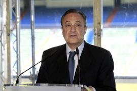 """Florentino Pérez: """"Tendremos un cuerpo técnico a la altura de los desafíos"""""""