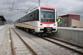 SFM elimina el metro a partir del 15 de julio y el tren  de Palma a Manacor pasará cada media hora