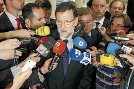 Rajoy «explorará» una subida del IVA como pide Bruselas, pero no es su intención tocarlo