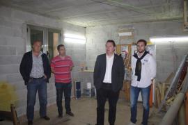 El Casal Sa Fábrica contará con un albergue juvenil