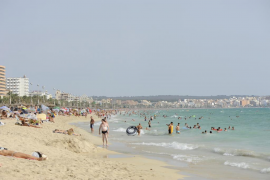 Los hoteles de la Platja de Palma podrán crecer dos plantas más si se modernizan