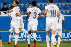 El Real Madrid saca el colmillo en Vitoria