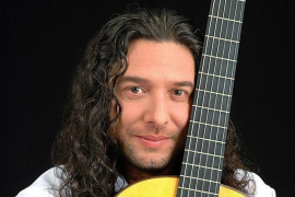 Tomatito presenta 'Soy flamenco'
