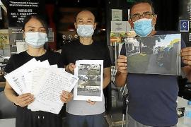 Emaya no se pronuncia sobre el caso de los contenedores junto a la terraza de un bar