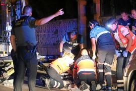 Cae en Málaga un líder de la mafia irlandesa relacionada con un asesinato en Calvià