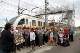 El Govern licitará las obras de la pasarela de Can Foradí antes de finalizar 2013