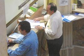 Una carpeta virtual almacenará todo el 'papeleo' que exige la Administración