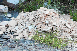 El PSM denuncia el mal estado de las calles del núcleo de s'Illot