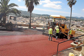 Artà impulsa obras para mejorar el municipio
