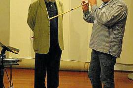 Iguana Teatre rememora en 'Illòtic' la cultura musical talayótica en s'Illot